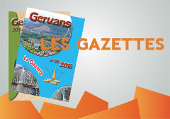 La gazette Gervans